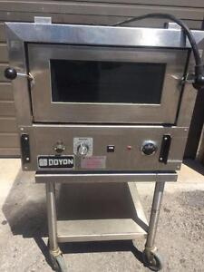 Doyon pizza  oven Model FPR2  electric