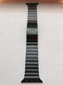 APPLE STRAP for Apple Watch 38mm Space Black Stainless Steel Link