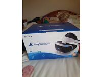 Playstation VR used for 2hours unwanted gift
