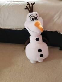 Olaf teddy