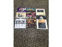 Lot of LPs/Vinyls - including, Abba, Huey Lewis & The News, Fleetwood Mac, Billy Joe, David Bowie,