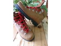 Walking boots,