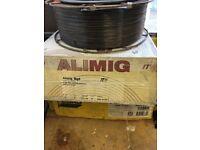3 rolls of welding wire - NEW