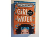 'Girl Out Of Water' by Nat Luurtsema - Signed copy