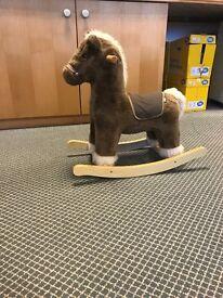 Mamas & Papas toddler rocking horse, great condition