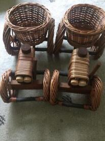 Weave planters lovely design