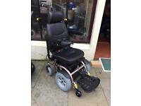 Electric Wheelchair Mid Wheel