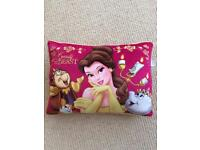 Beauty & the Beast cushion from the Disney Store