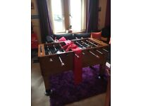 Table football / foosball *REDUCED TO GO*