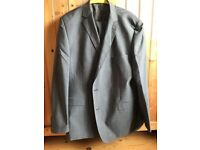 Ermenegildo Zegna Suit Size 62 - Light grey- New