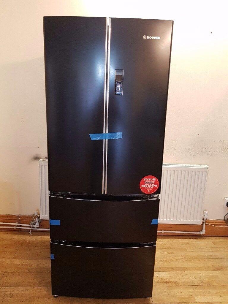 Hoover HMN7182B 4x4 Frost Free Fridge Freezer