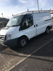 Ford transit 60plate 10months mot injector problom