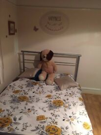 Double Room available for one person (suitable for Professionals) in a clean and cosy house(2BHK)