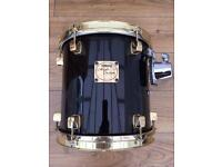 "Yamaha Maple Custom 10"" Tom with Gold Plated Hoops"