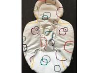 Rockaroo newborn insert