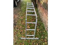 Folding ladders