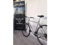 Ridgeback Comet 700c Hybrid bike Commuter leisure