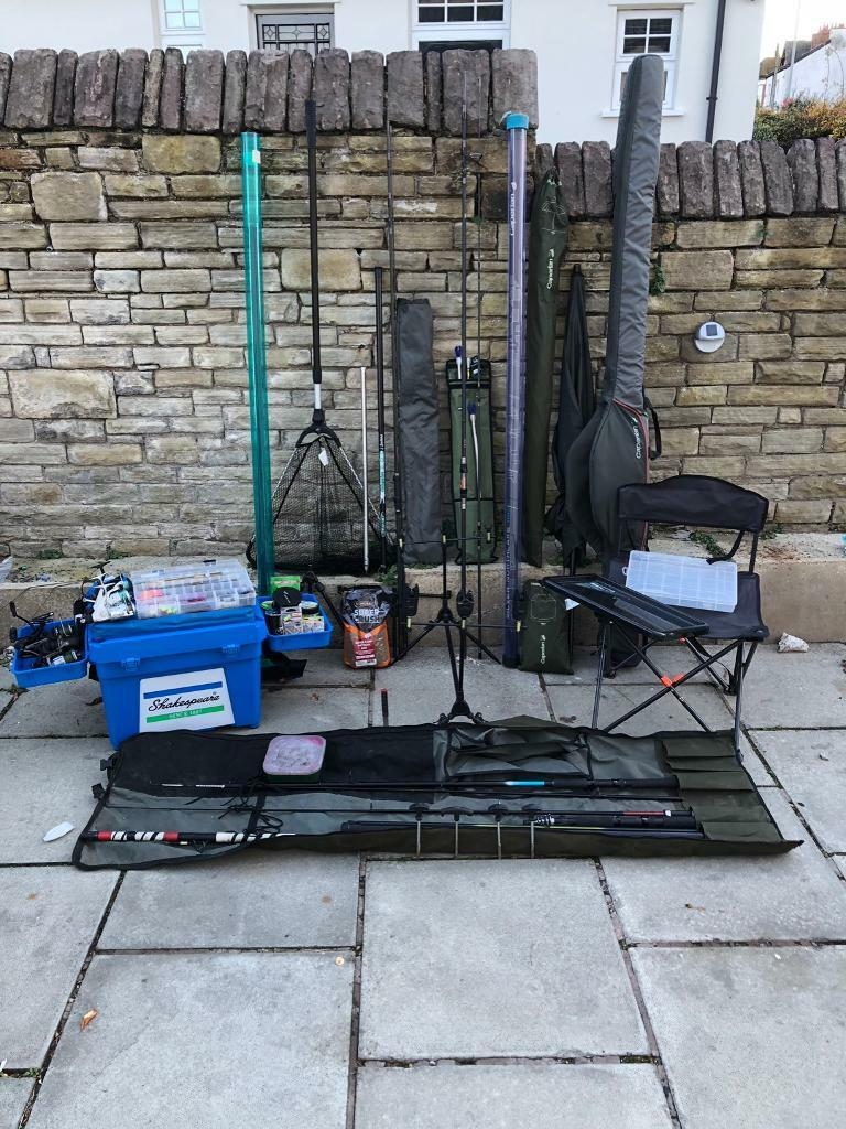 Carp/Corse Full Setup Fishing Gear | in Salford ...
