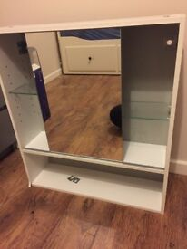 Bathroom wall unit