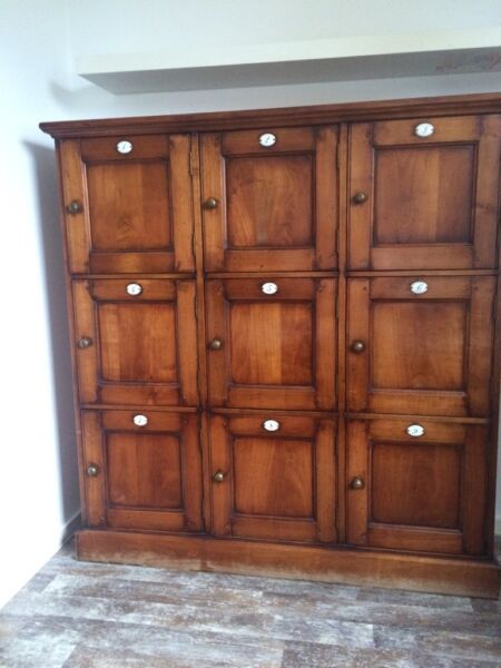 supersch ner vintageschrank in lindenthal k ln l venich wohnwand gebraucht kaufen ebay. Black Bedroom Furniture Sets. Home Design Ideas