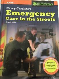Nancy Caroline Emergency in the Streets