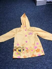 Mothercare light weight rain coat age 18-24 months