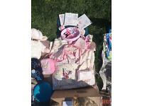 Cute baby room bundle