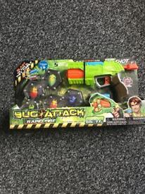Bug Attack Rapid Fire Gun
