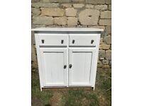 White Dresser/Cabinet