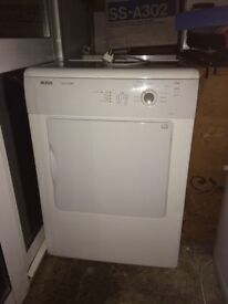 **ALTUS**TUMBLE DRYER**VENTED**6KG**FULLY WORKING**REVERSE ACTION**COLLECTION\DELIVERY**NO OFFERS**