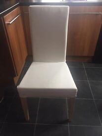 Ikea HARRY dining chairs