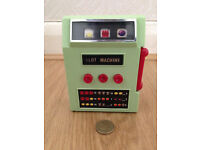 Rare Waco 1970 novelty mini arcade machine complete with box fully working