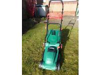 Qualcast 1600W Electric Lawnmower