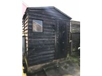Large wooden shed for sale!