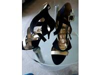 Summer high heels Dorothy Perkins