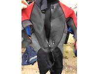 Ladies wet suit size uk 10