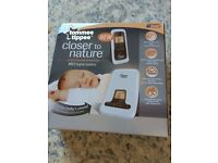 Tommee Tipee closer to nature digital baby monitor