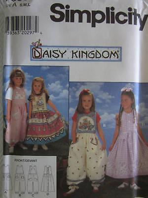 ter Mädchen Daisy Königreich Kleid 7635 (Mädchen Königreich)