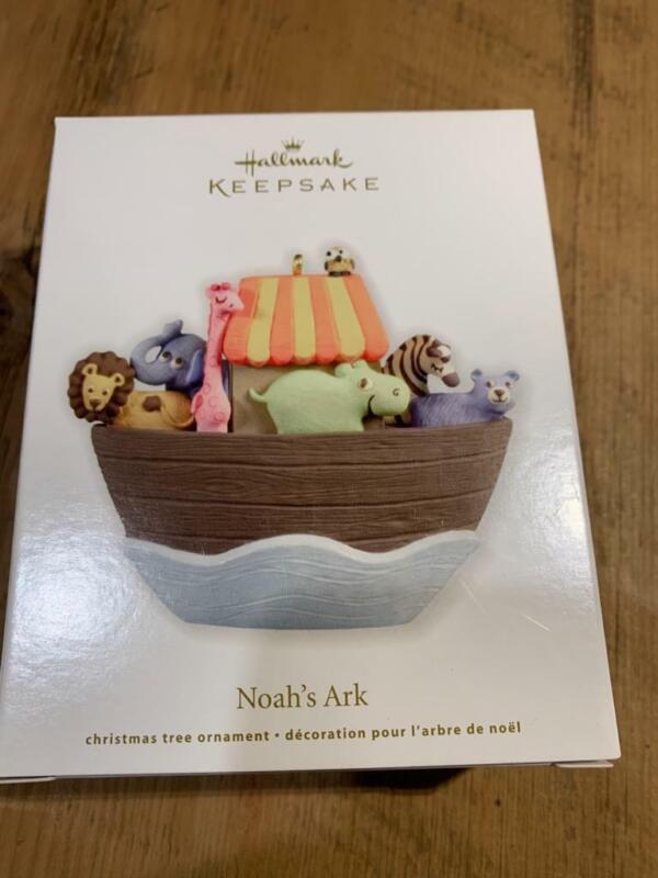 Hallmark Keepsake Ornament Noah