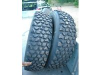WINTER / RALLY / TRAILER TYRES 13""