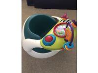 Baby floor seat