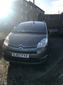 Citroen Picasso for sale repair or spares
