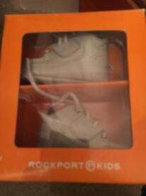 Baby rockports