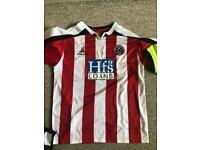 Sheffield United home shirt