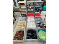OVER 100 KG's LEGO PLUS APP 300 mini figures All must go £575. Buyer collects
