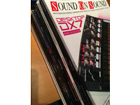 Various Sound on Sound magazines