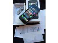 IPHONE 5s, SILVER , 16GB + CASE, EE, ORANGE, Virgin/ Asda Mobile, BT, CO-OP, Plusnet, plus more