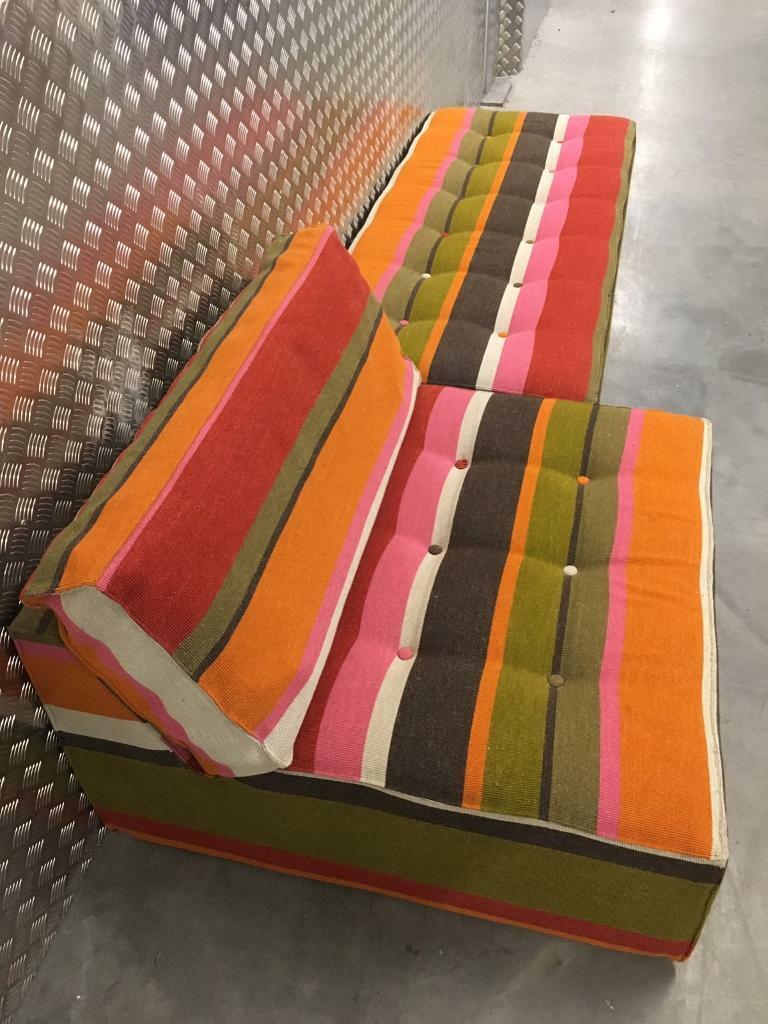 Roche Bobois Designer Chair & Chaise Sofa Furniture Laura