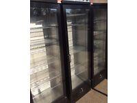Blizzard GDR40 372 Ltr Glass Door Display Fridge