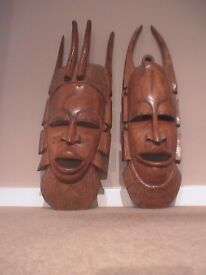 AFRICAN MASK'S